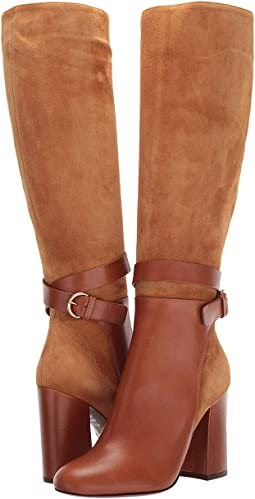 Equestrian Heeled Boot