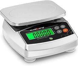 Steinberg Systems Balance De Table Cuisine Électronique Alimentaire Culinaire Ménage Numérique Aliment SBS-WPS-6 (Plage 4 ...