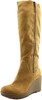 8ab55b69f25a Amazon.com  Under  25 - Wedge   Knee-High   Boots  Clothing