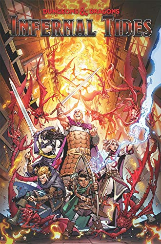 Dungeons & Dragons: Infernal Tides (English Edition)