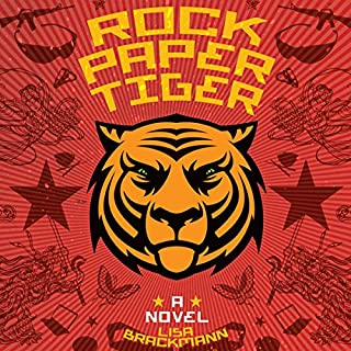 Rock Paper Tiger audiobook cover art