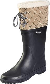 Aigle Polka Giboulee, Botas de Agua para Mujer