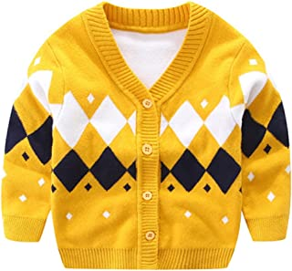 3f33ffba33ce Amazon.com  Yellows - Sweaters   Clothing  Clothing
