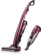 PUPPYOO Cordless Upright Vacuum Cleaner, Handheld Vacuum-WP511