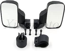 NBX- Mirror Set UTV Side View High Impact Break Away Convex 1 5/8