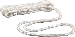 Navyline PES Festmacher-Leine mit Auge - Weiß