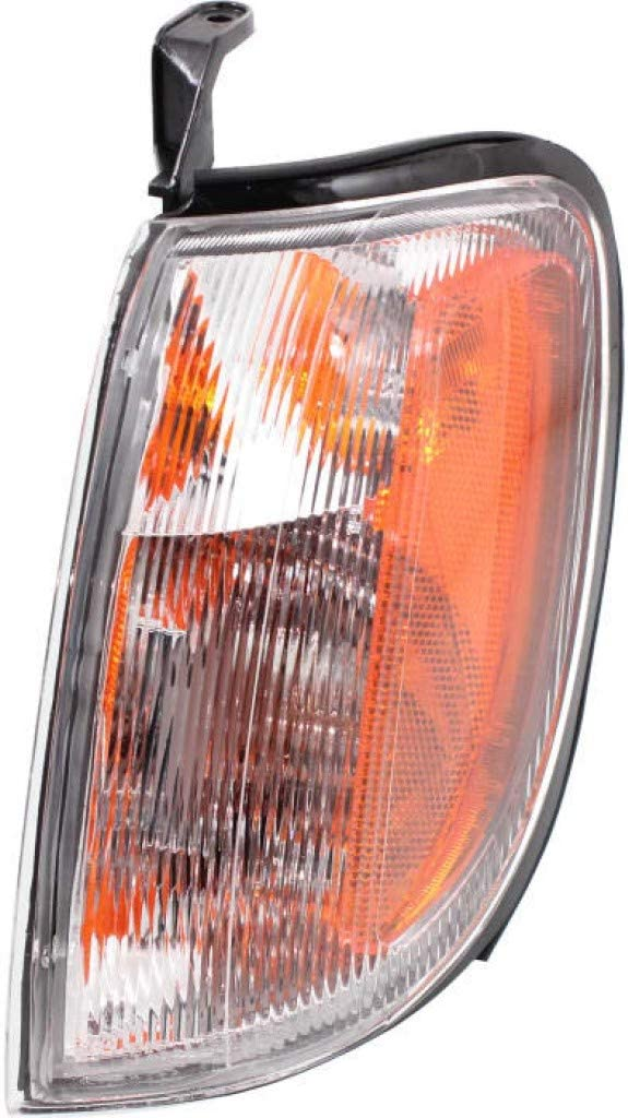 For Year-end annual account Nissan Xterra Corner Light 2000 A Clear Driver Side Recommended 2001