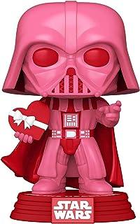 Funko Pop! Star Wars: San Valentín - Vader con corazón