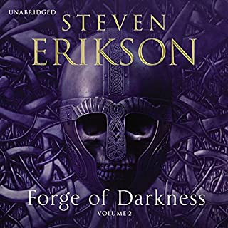 Forge of Darkness, Volume 2 cover art