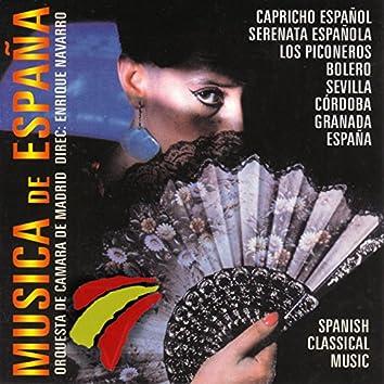 Musica de España. Spanish Classical Music