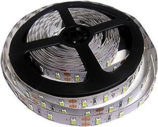 Hemore Tira de luz LED 5m/16.4 ft 72W DC 12V impermeable IP65 5050 SMD