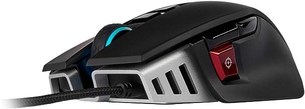 Corsair M65 Elite - FPS Gaming Mouse - 18,000 DPI Optical Sensor - Adjustable DPI Sniper Button - Tunable Weights -  Black