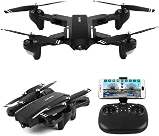 Kanzd Mini Q39W Foldable With Wifi FPV HD Camera 2.4G 6-Axis RC Quadcopter Drone Toys