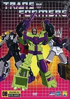 Transformers #06 - Stagione 02 #04 (Eps 54-65) (2 Dvd)