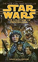 The Courtship of Princess Leia (Star Wars) by Wolverton, Dave (April 1, 1995) Mass Market Paperback