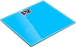 MHBY Báscula de Peso, LED Salud báscula Inteligente del Cuerpo Humano báscula electrónica hogar pequeña pérdida de Peso Femenina pérdida de Peso Dieta precisión báscula medición báscula de Peso