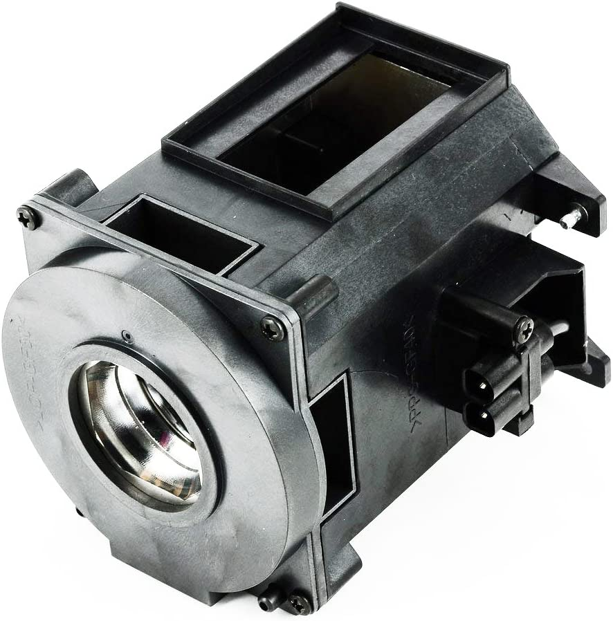 CTLAMP A+ Quality NP26LP / 100013748 Replacement Projector Lamp NP26LP Compatible Bulb with Housing Compatible with NEC NP-PA622U PA-521U PA-571W PA522U PA572W PA621U PA622U PA671W PA672W PA722X