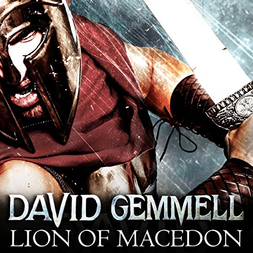 Lion of Macedon audiobook cover art
