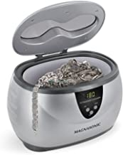 Magnasonic Professional Ultrasonic Jewelry Cleaner with Digital Timer for Eyeglasses,..