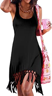 Women's Summer Beach Dress Bikini Cover Up Casual...