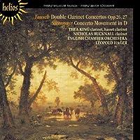 Double Clarinet Concertos of Tausch & Sussmayr