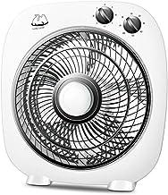 HUI JIN Ventilateur de bureau portable silencieux pour table de bébé