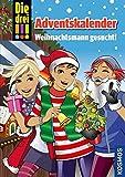 Die drei !!! - Adventskalender: Weihnachtsmann gesucht!