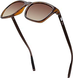 Square Aluminum Magnesium Frame Polarized Sunglasses...
