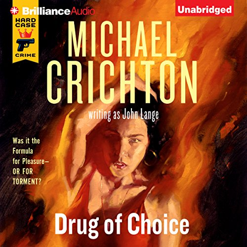 Drug of Choice audiobook cover art