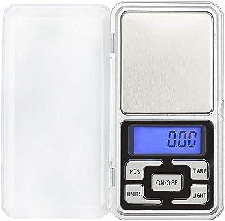 ポケットデジタルスケール(秤) 携帯タイプはかり0.01g-500g 精密 業務用(プロ用)デジタルスケール 電子天秤