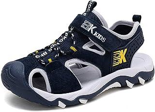 FOMCORT 包头凉鞋童鞋 男童鞋 儿童拖鞋 宝宝鞋 休闲童鞋 儿童鞋 学生鞋 软底鞋