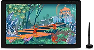 HUION KAMVAS 24 Digital Drawing Tablet 23.8 Inch Battery-Free Stylus 120 sRGB Graphic Moniter With Adjustable Stand