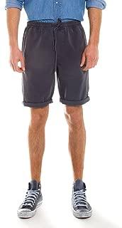 Jeans - Bermudas para Hombre, Color Liso, Tejido Gabardina