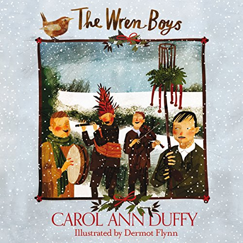 The Wren-Boys audiobook cover art