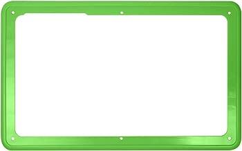 Mad Catz Arcade FightStick TE, TES Replacement Custom Bezel - 1 pc Green
