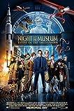 PremiumPrints - Ben Stiller Night at The Museum Movie Poster - XFIL411 (Premium Canvas 11' x 17' (28 cm x 43 cm))