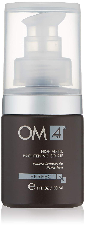 overseas Organic Male OM4 Max 88% OFF Perfect: High Serum Isolate Alpine Brightening