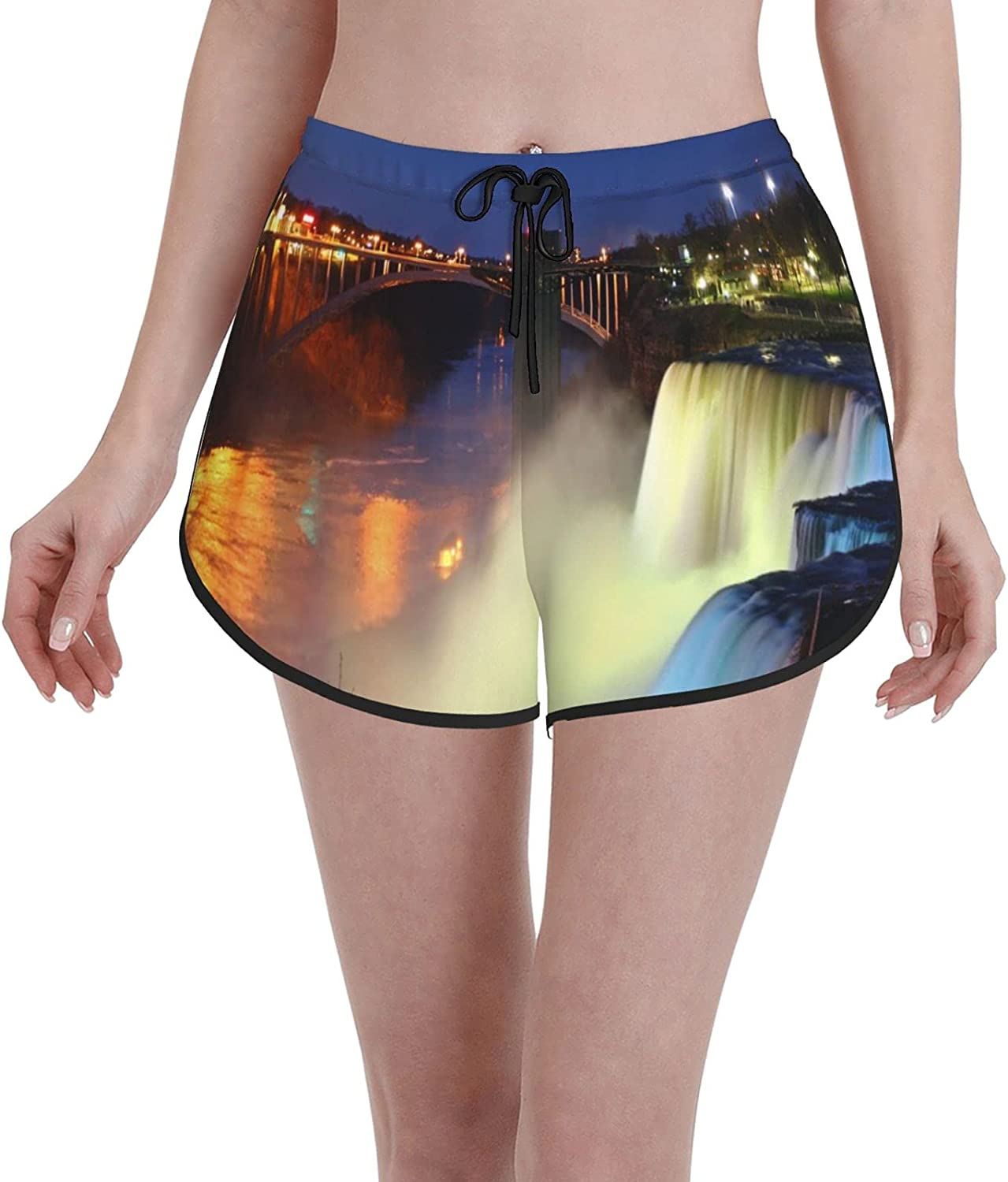 Comfortable Casual Ranking TOP15 Board Shorts for Portland Mall Women of Girls Close Up Niag