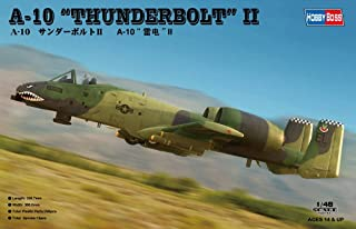 Hobby Boss A-10 Thunderbolt II Airplane Model Building Kit