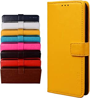 BRAND SET Case for Xiaomi Poco M2 Pro Case Wallet Style Faux Leather flip Case with Secure Magnetic Closure Lock and Brack...