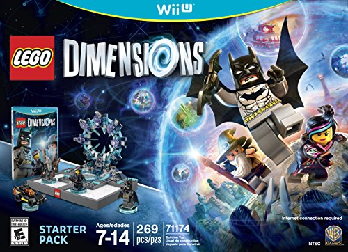 Take-Two Interactive LEGO Dimensions - Juego (Wii U)