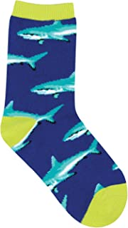 Kids Novelty Crew Socks