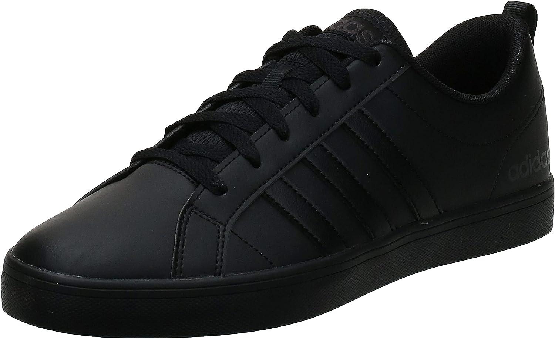 adidas Men Shoes Fashion Sneakers Man VS Pace 3 Stripes Black Casual New