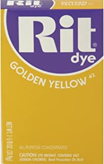 Best mustard yellow fabric dye Reviews