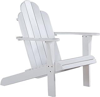 "Linon White Adirondack Chair, 30.4"" wx37.6 dx37.8 h"