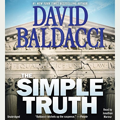 The Simple Truth audiobook cover art