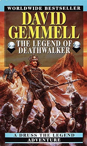 The Legend of the Deathwalker Drenai Saga Book 7 product image