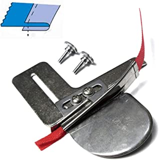 Raw Edge Plain Tape Binder for Singer Zigzag 20U Sewing Machine (Tape - Finish Size:1/2