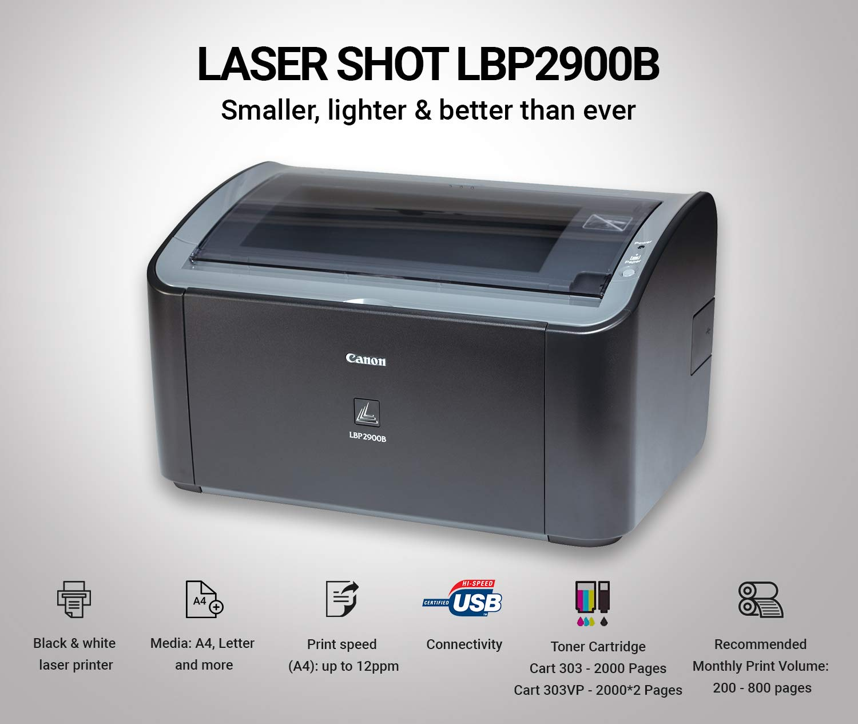 Amazon.in Buy Canon imageCLASS LBP20B Single Function Laser ...