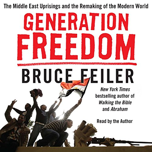 Generation Freedom audiobook cover art